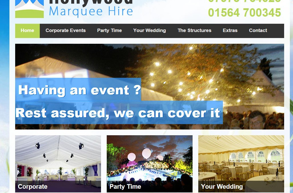 Hollywood Marquee Hire